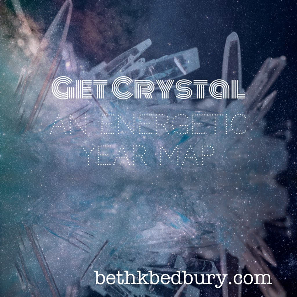 Get Crystal: An Energetic Year Map