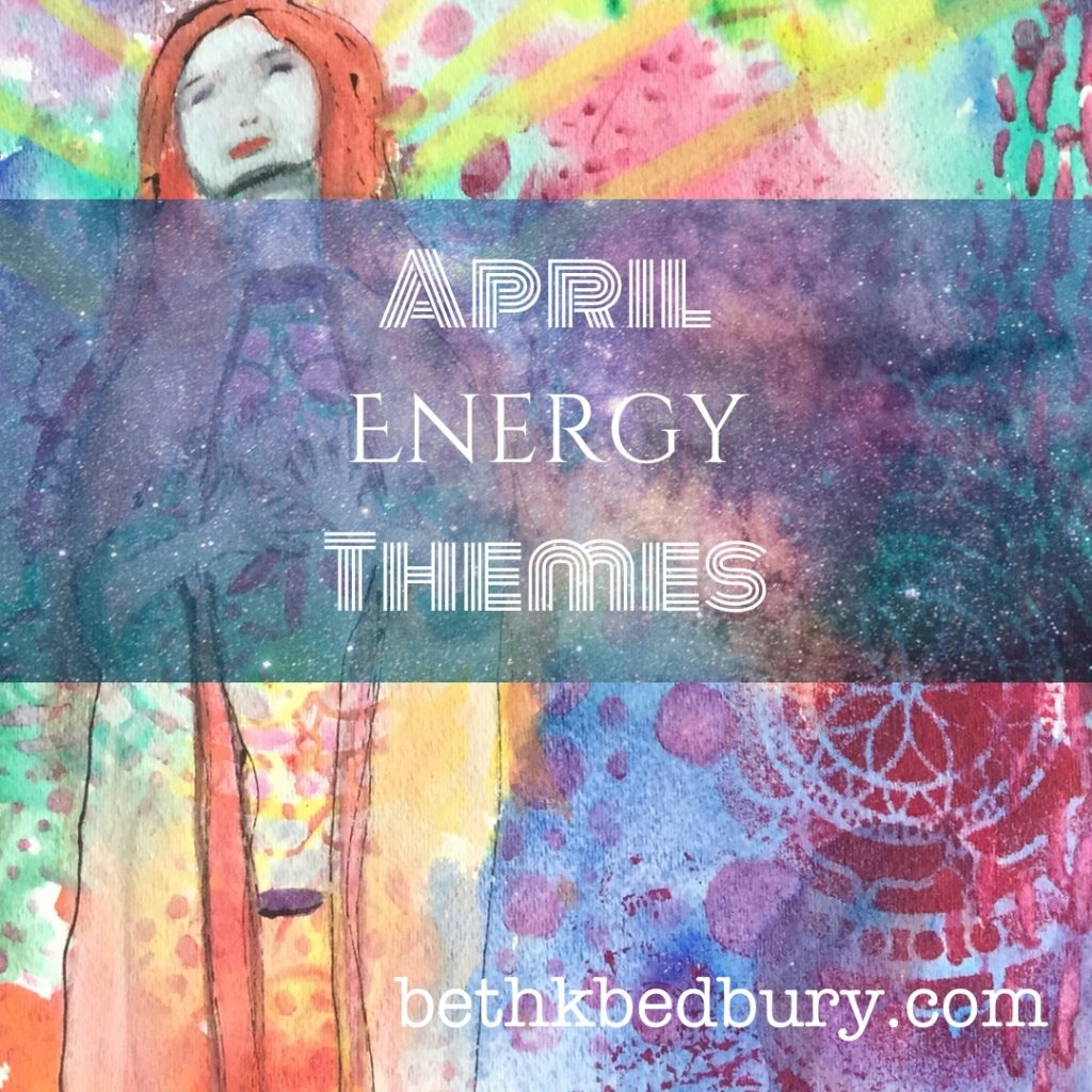 Welcome to April's Energy Themes