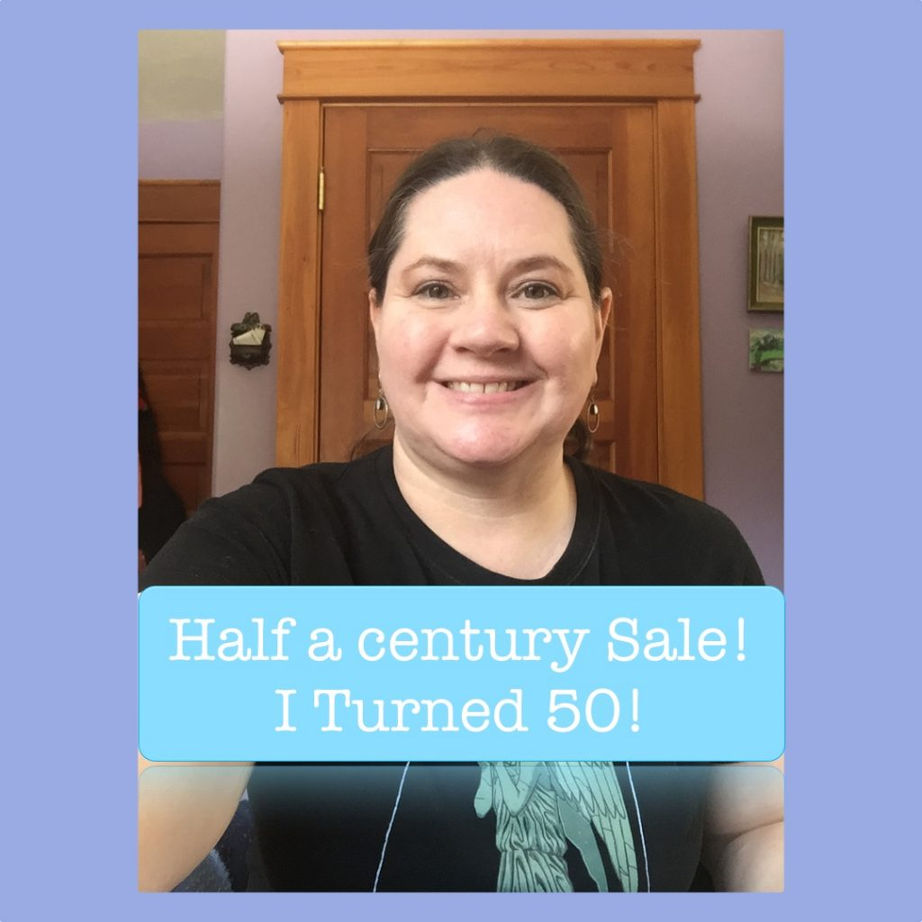 Half a Century sale