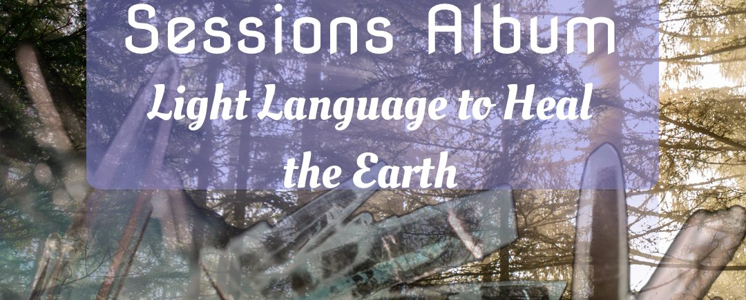 Gaia Healing Sessions Album