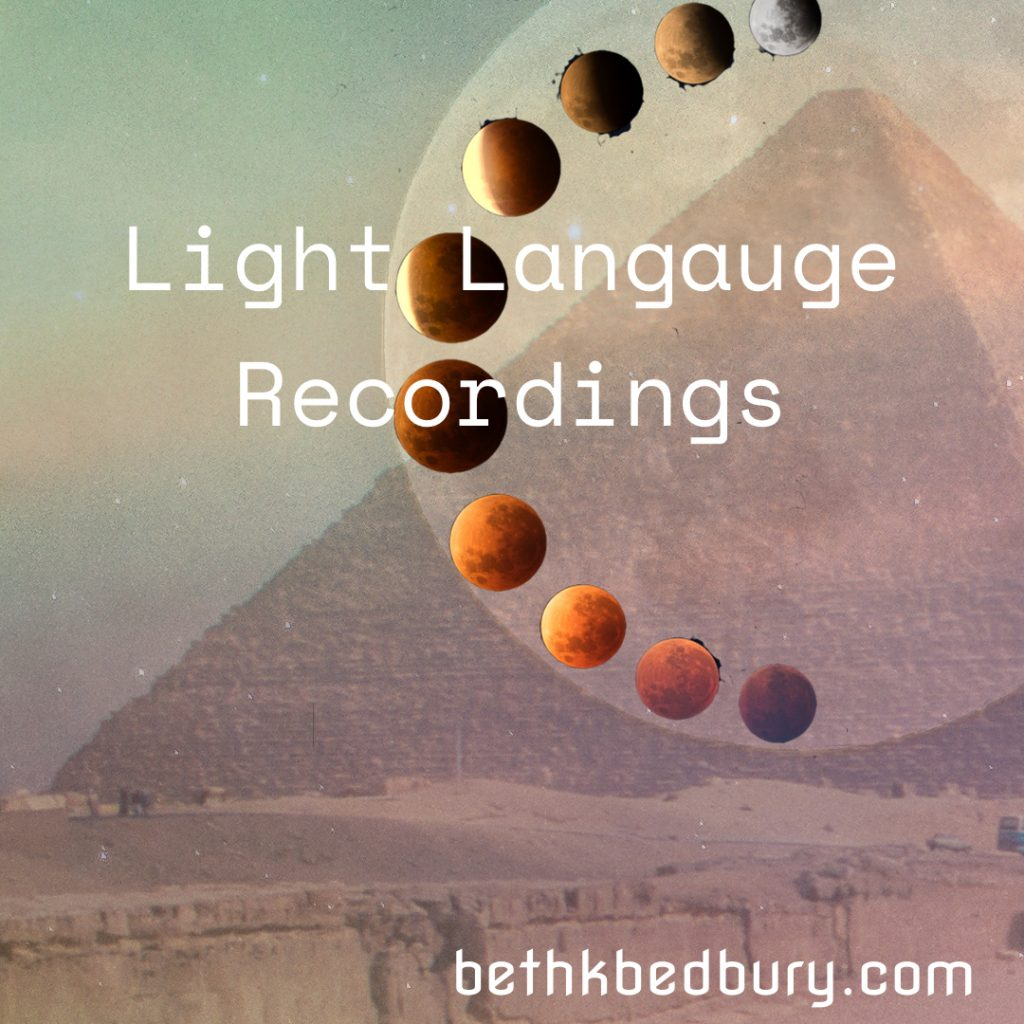Light Language Audios