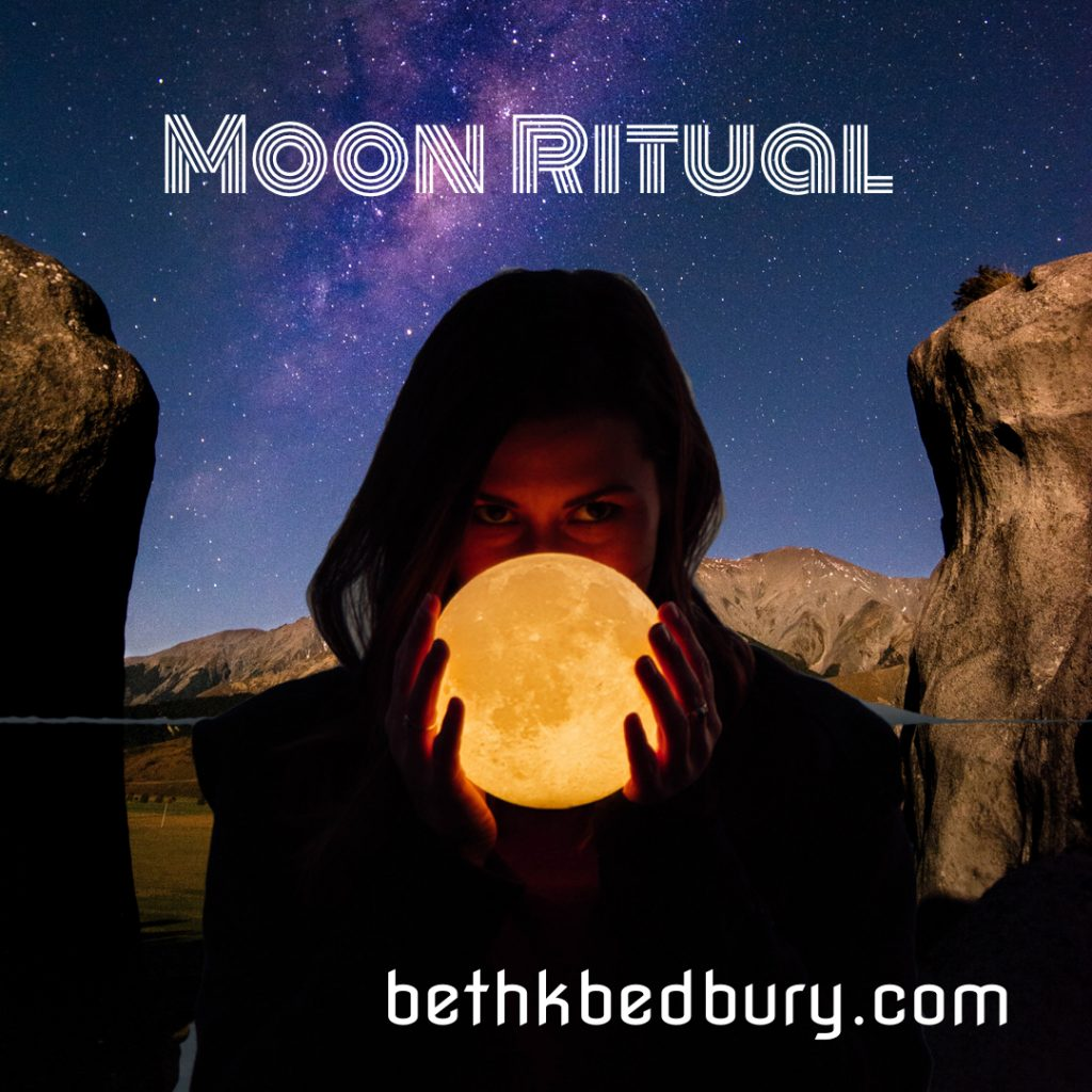 Full Moon Ritual for Eclipse Season