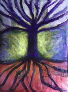 Cosmic Earth Allies - Tree of Life