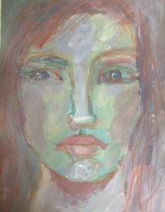 Cosmic Earth Allies - Expressive Portrait