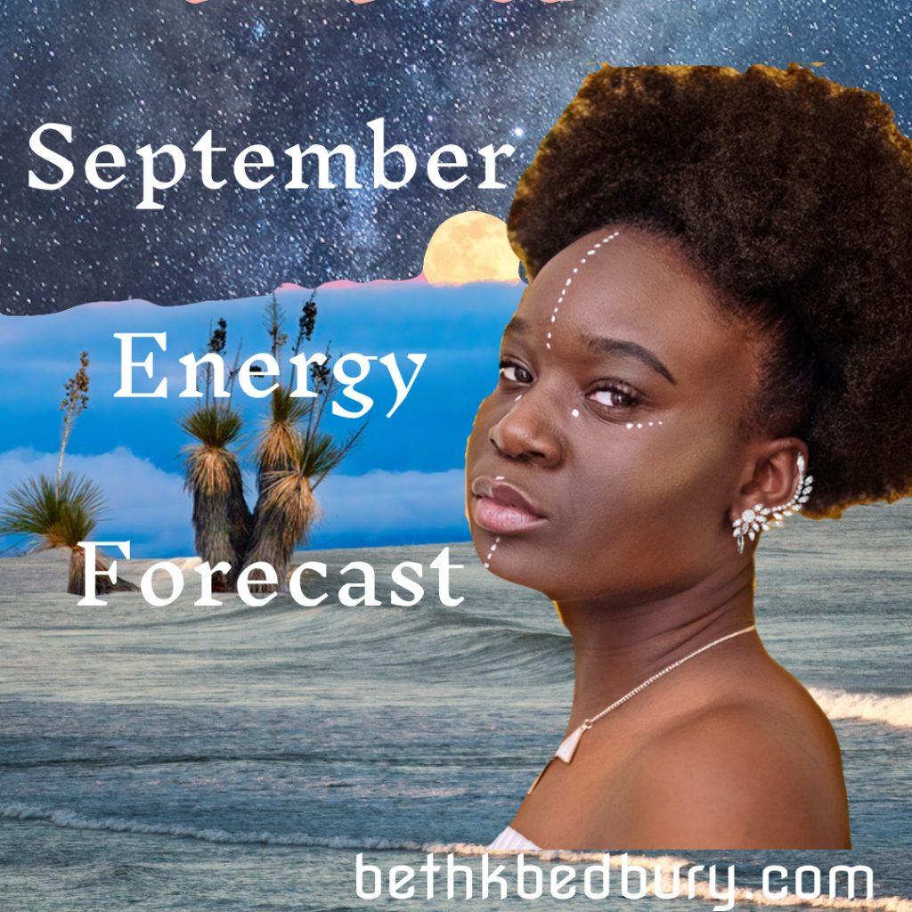 September Energy Forecast