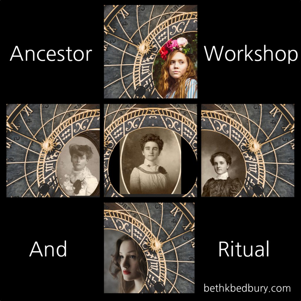 You are already an Ancestor Live Workshop