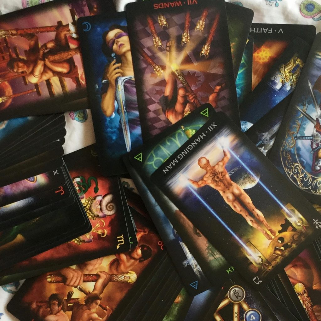 Favorite Tarot Decks 201