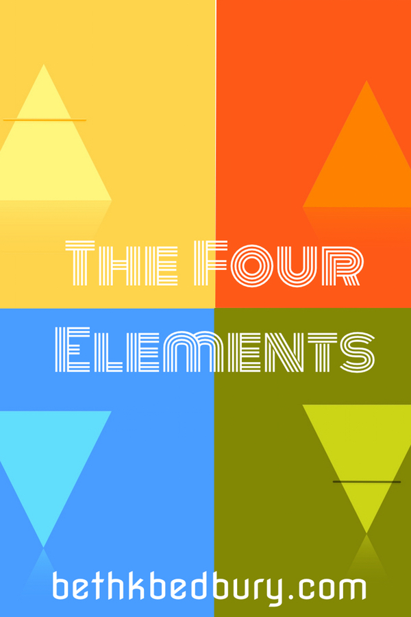 The 4 Elements Class!