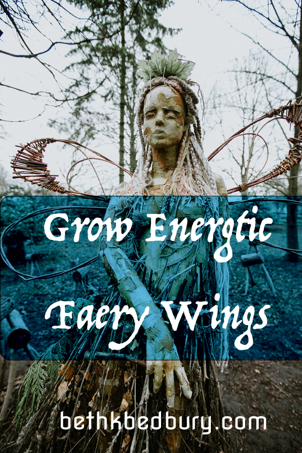 Get Energetic Faery Wings!