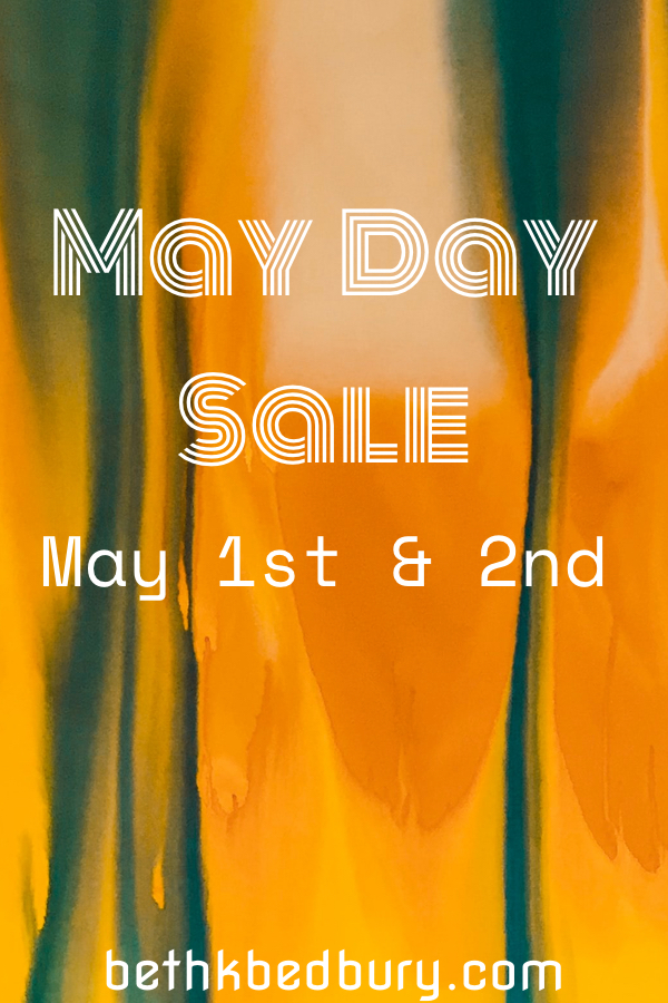 The May Day Sale is almost here!
