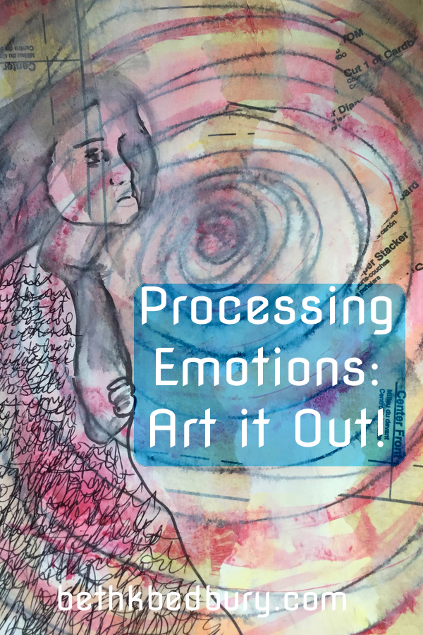 Processing Emotions- Art it Out