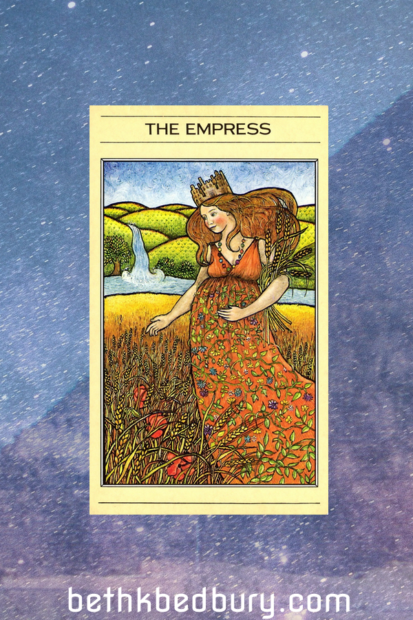 3 Empresses: the Embodiment of the Mother