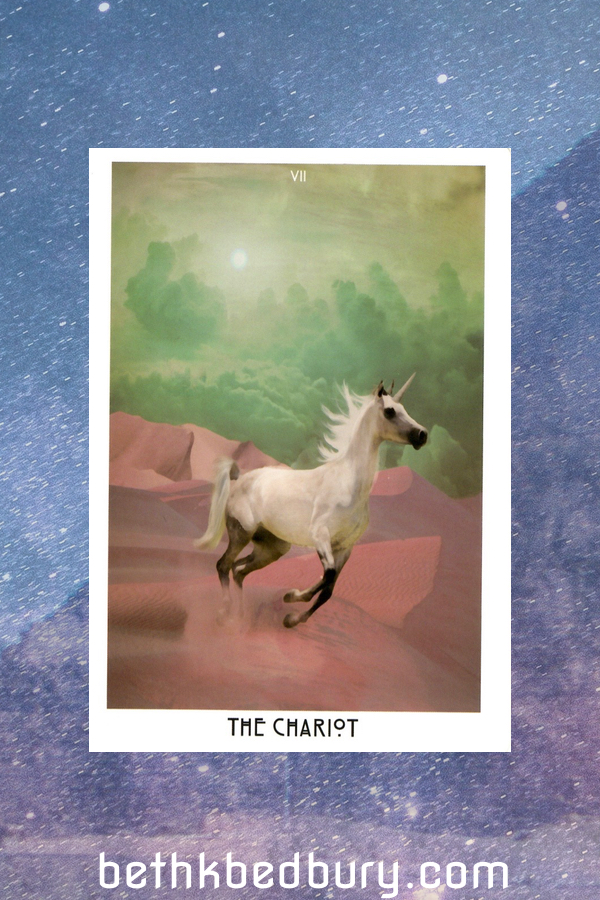 The Chariot: Are you in the drivers seat?