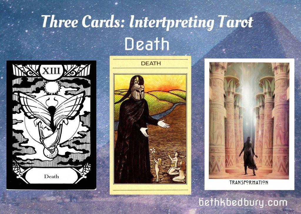3 Deaths: Interpreting Tarot