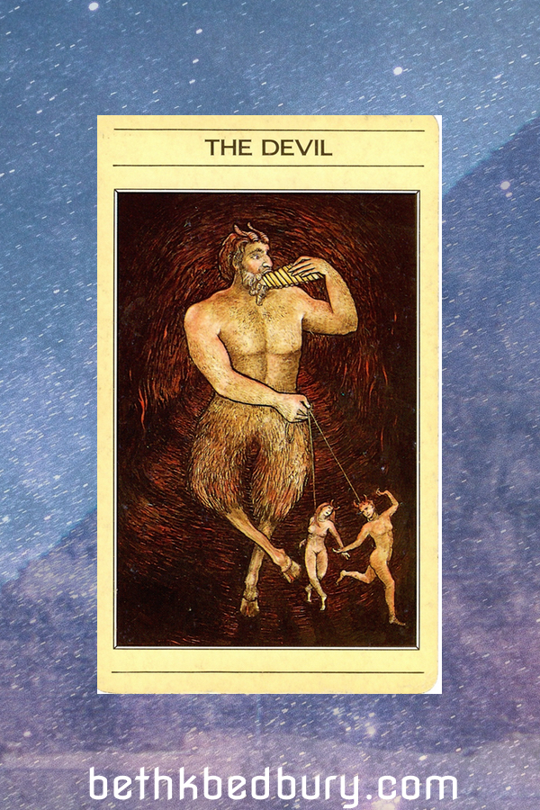 3 Devils: Interpreting Tarot
