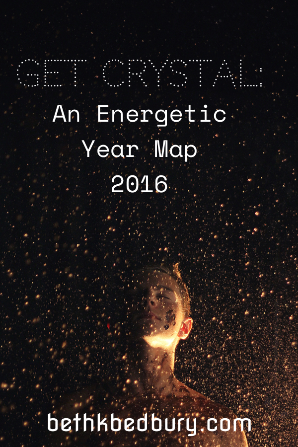 Get Crystal: An Energetic Year Map 2016