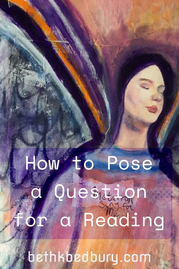 How to Pose a Question for a Reading