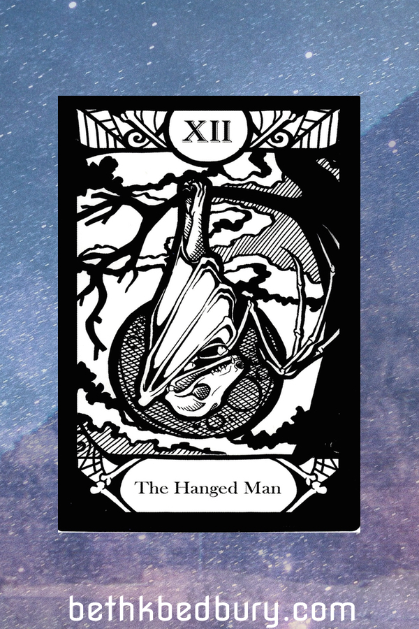 3 Hanged Man: Interpreting Tarot
