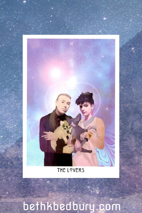 3 Lovers: Bringing in the Union of Self Choosing Love