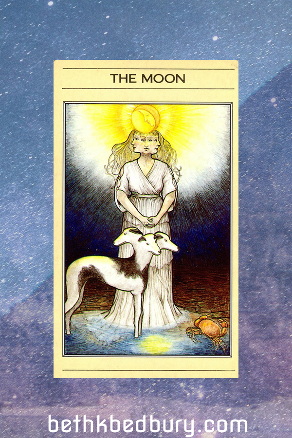Three Moons: Interpreting Tarot