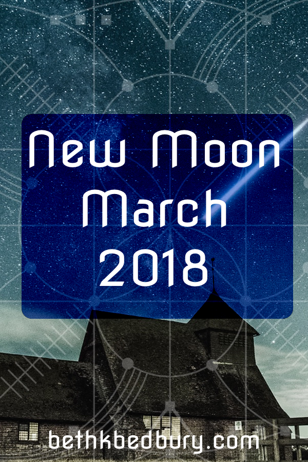 New Moon March 2018