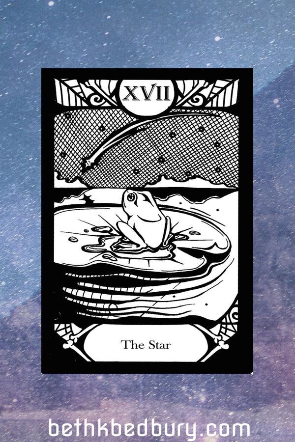 The Star: 3 Cards Interpreting Tarot