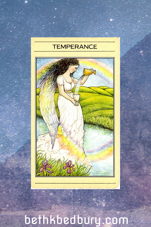 3 Cards: What message does balance have for you?