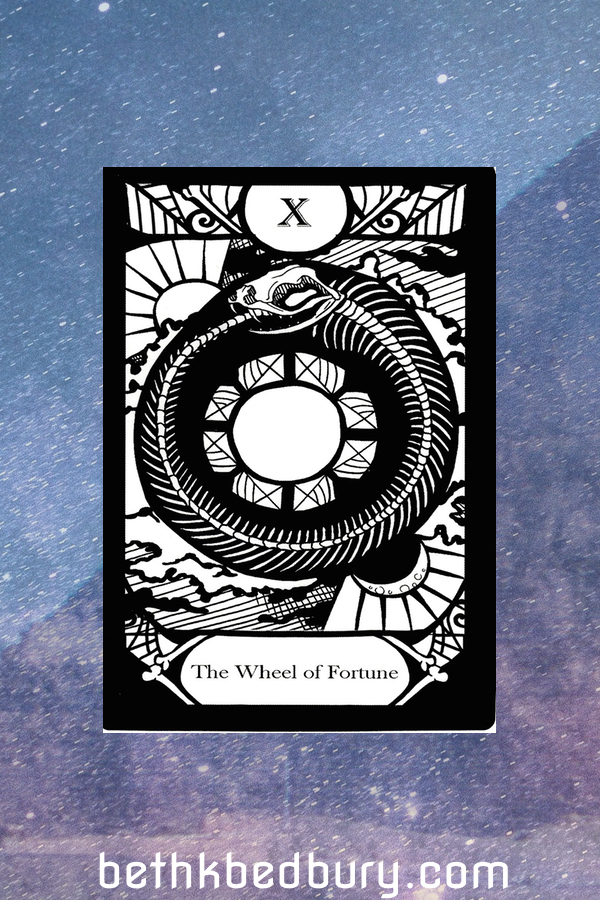 3 Wheels of Fortune: Interpreting Tarot