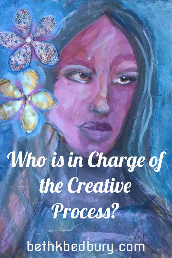 Who is in charge of the Creative Process?