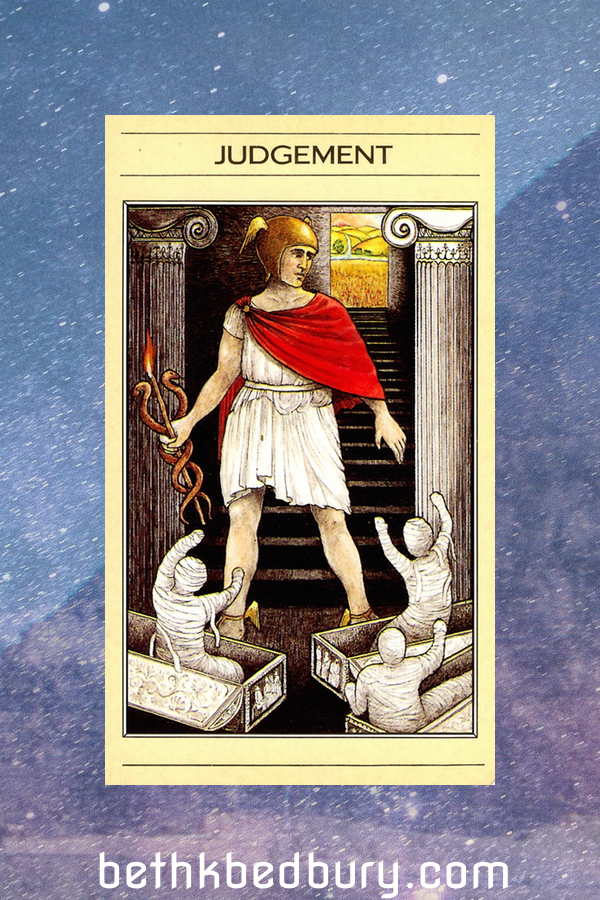3 Judgements: Interpreting Cards