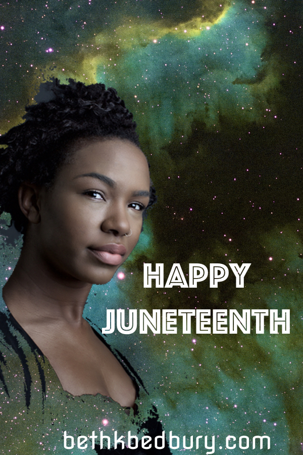 Happy Juneteenth, Solstice Check in, and Card Reveal