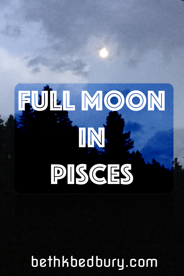 When do Questions become a Problem? Full Moon in Pisces