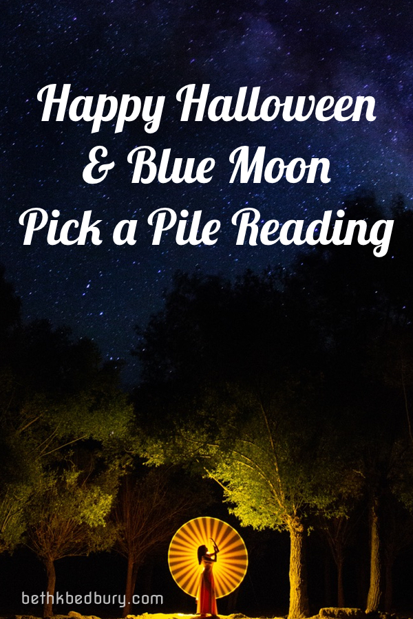 Happy Halloween & Blue Moon and Pick a Pile