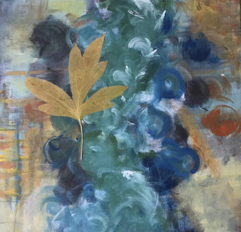 Intuitive Painting: Organic Collage Classroom