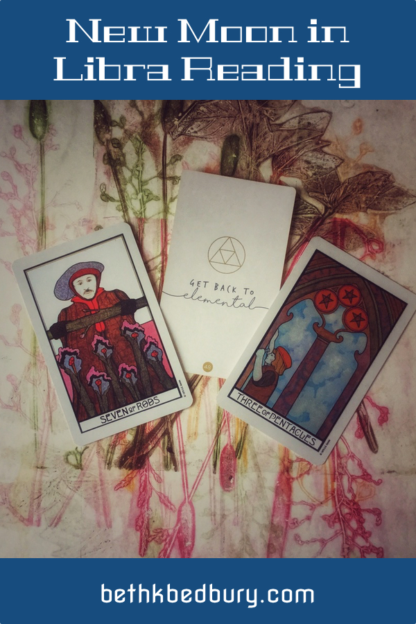 Card Reveal, Language Shifts, & New Moon in Libra