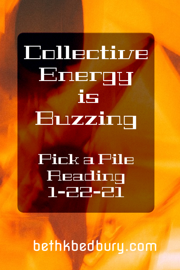 Collective Energy is Buzzing - Card Reveal