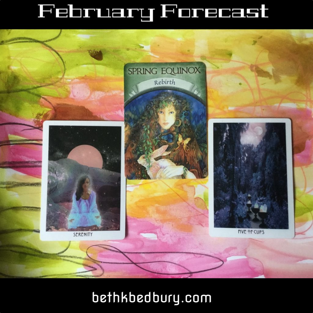 February Forecast & the Magician