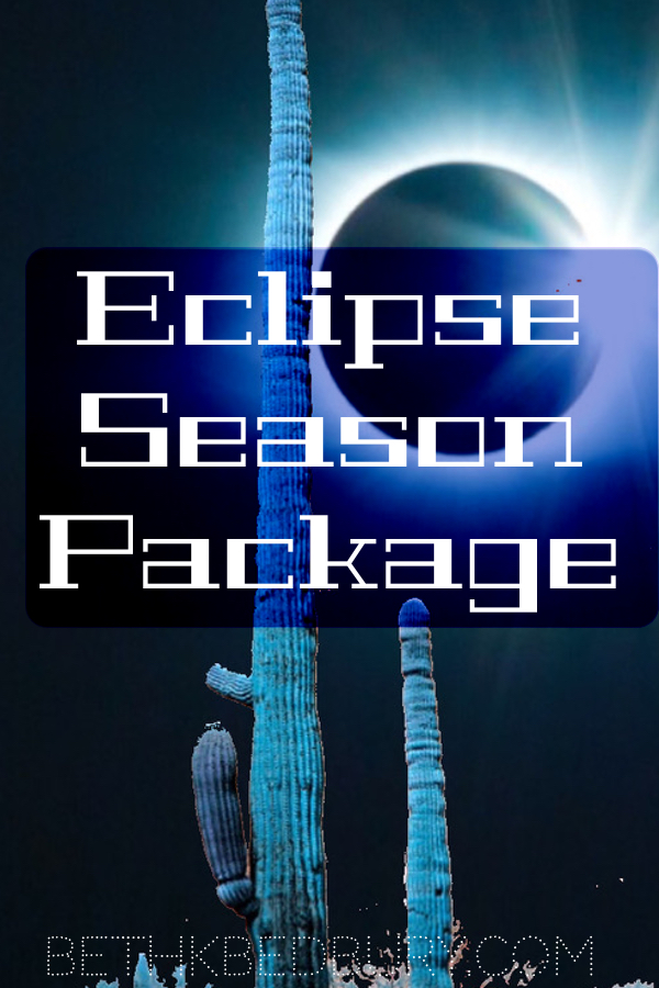 Saturn goes Retrograde and the Eclipse Package